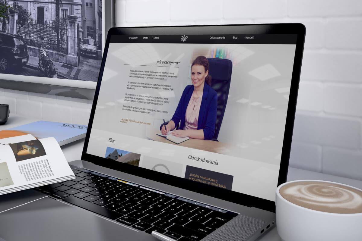 Czytelna strona internetowa, też wpływa na SEO