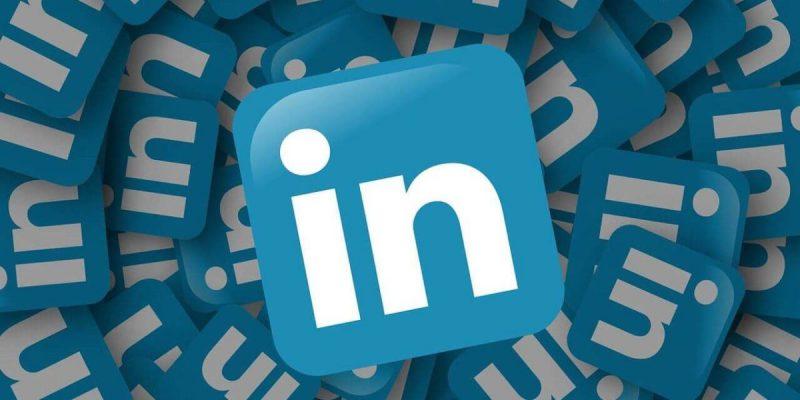 Media społecznościowe historia Linkedin
